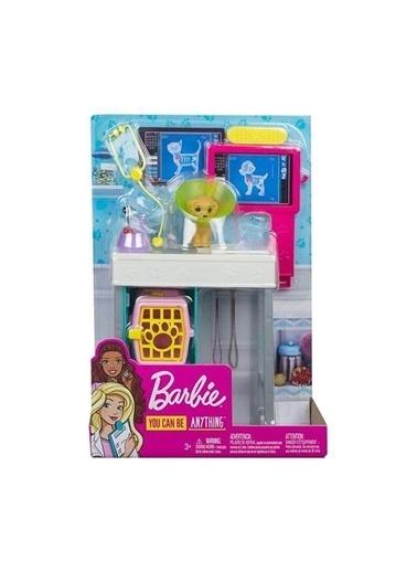 Barbie Fjb25 Barbienin Meslek Aksesuarları /Barbie Ben Büyüyünce Renkli